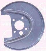 VW GOLF IV (1J) 2.98-................... SPLASH PANE  BRAKE DISC, REAR AXLE LEFT, DIAMETE
